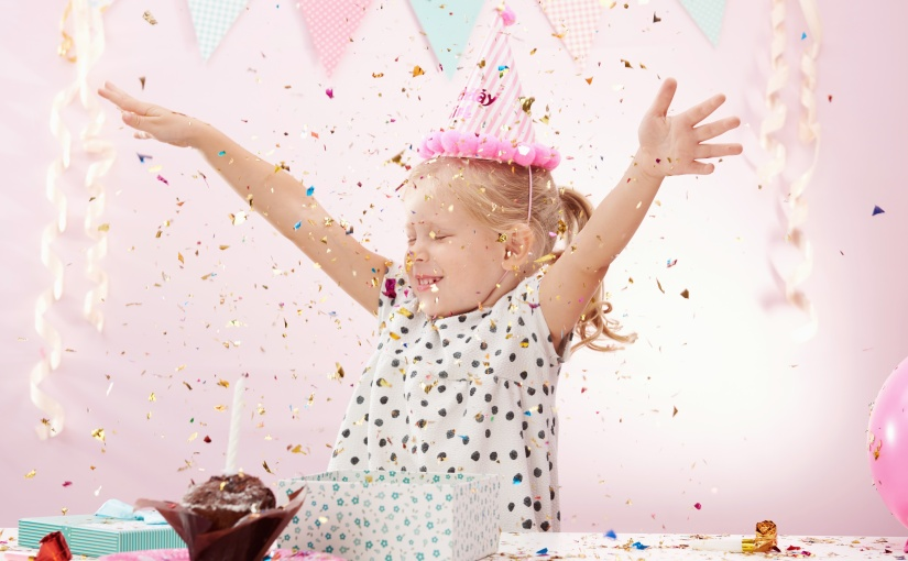 The ultimate guide to throwing your child's next birthday party