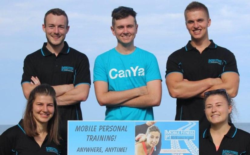 CanYa PT Day – Free fitness training inAdelaide