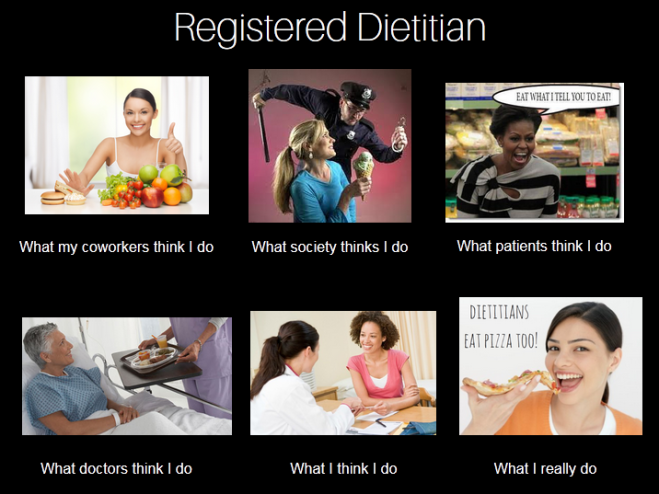 Dietician Meme