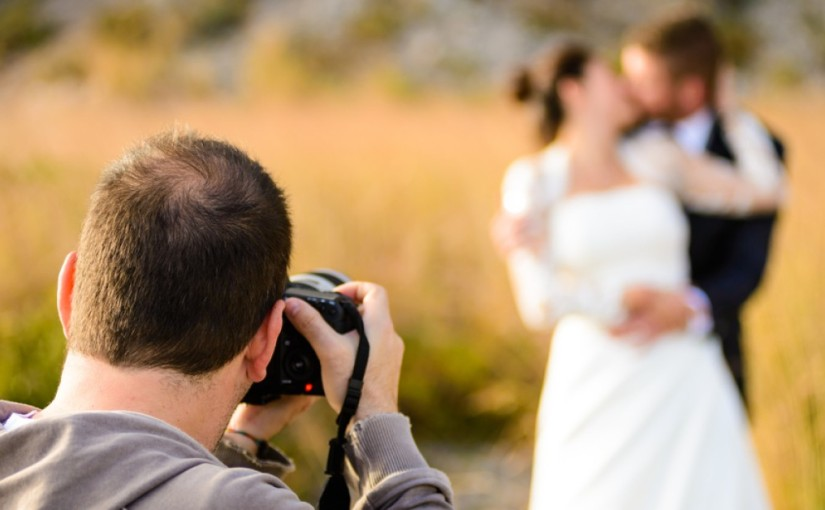 Wedding photographers, an essential for any couple tobe!