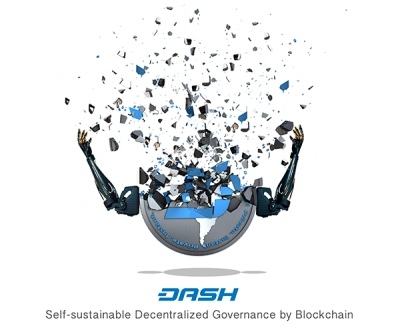 CanYa and Dash will both be powered by the decentralised blockchain