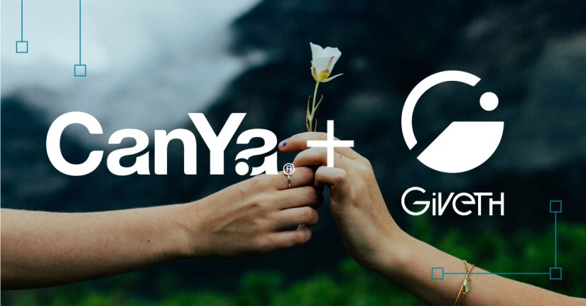 CanYa & Giveth – Official Partnership