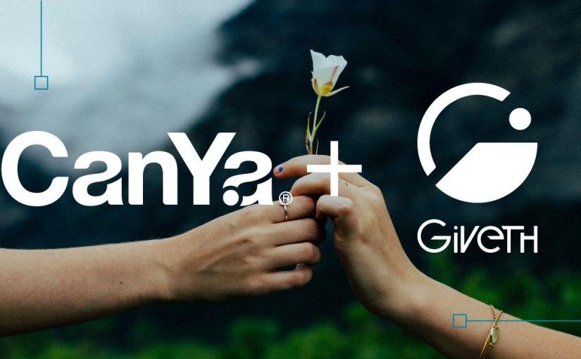 CanYa & Giveth – OfficialPartnership