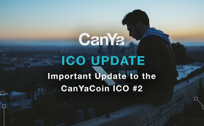 CAN ICO – Important Update #2