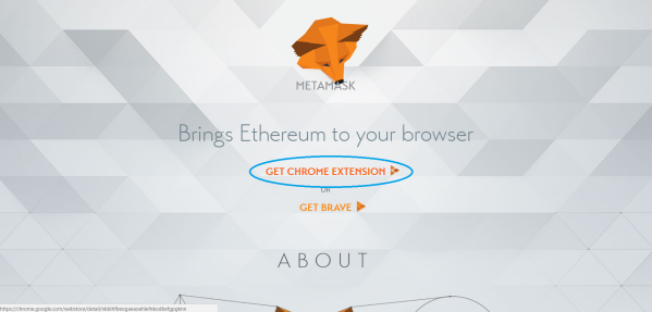 Metamask ethereum add extension ICO CanYa
