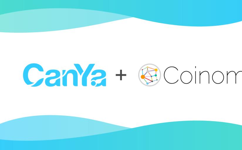 Coinomi & CanYa – CAN ICO madeeasy