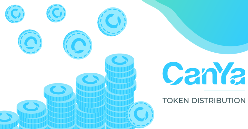 CanYaCoin Token Distribution
