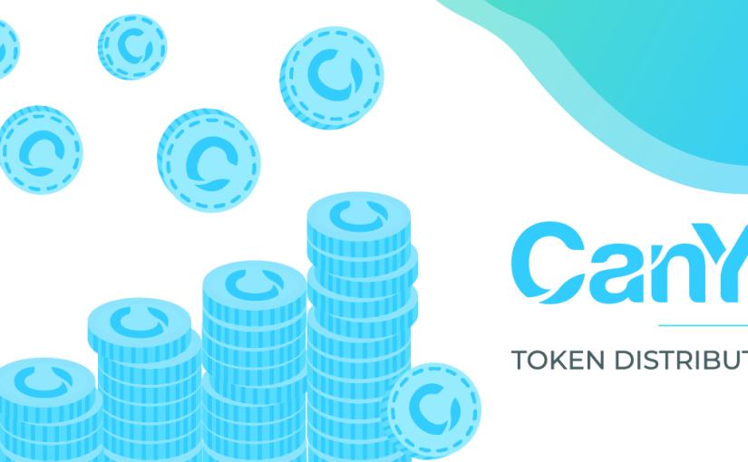 CanYaCoin Token Distribution