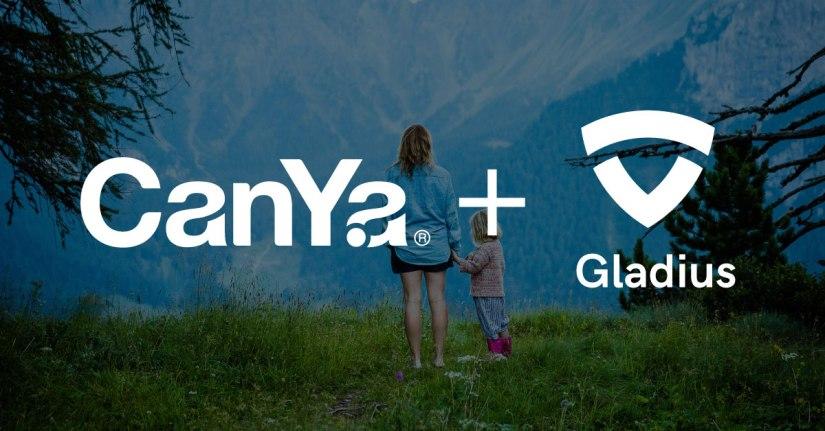 CanYa & Gladius – OfficialPartnership