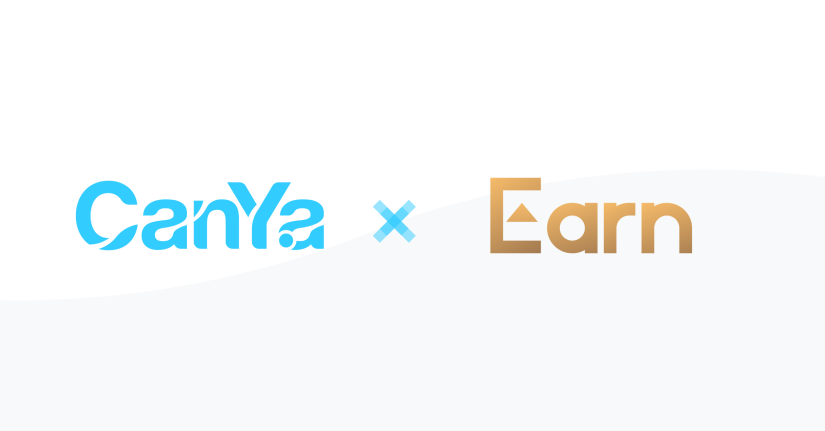 Earn and CanYa create the biggest co-ordinated airdropever