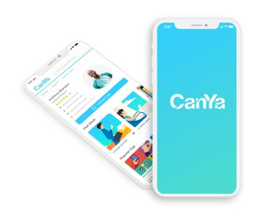 CanYa Brand refresh to keep in clean and crisp