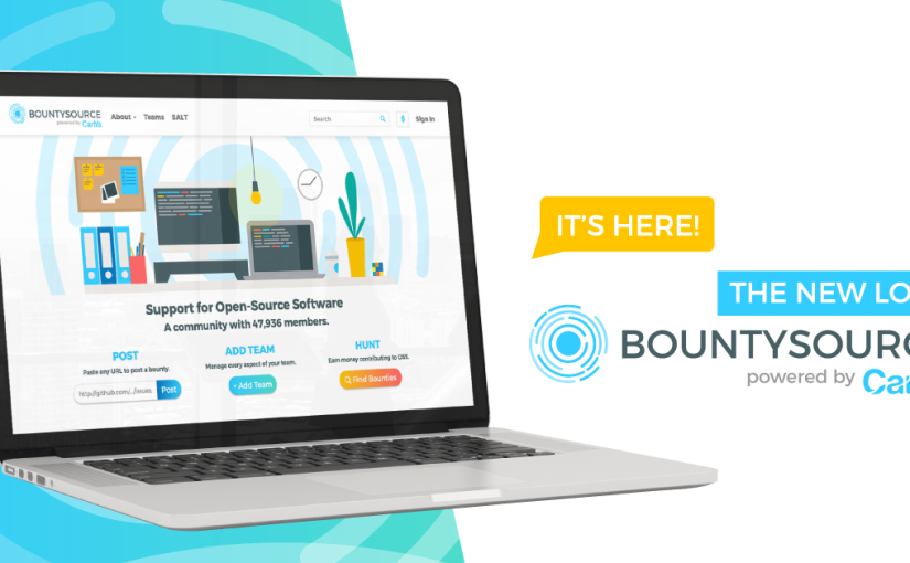 CanYa relaunches Bountysource platform and outlines exciting roadmap for the future!