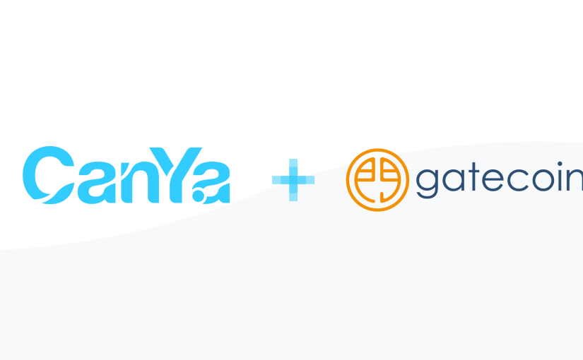 CanYa Now Listed On Hong Kong Exchange Gatecoin