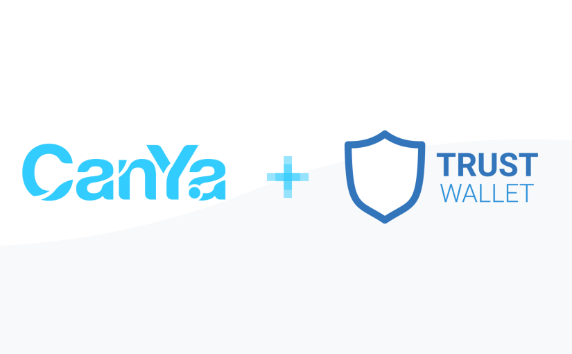 CanYa CAN Tokens Fully Supported by Trust Wallet & We're Celebrating with an Airdrop!