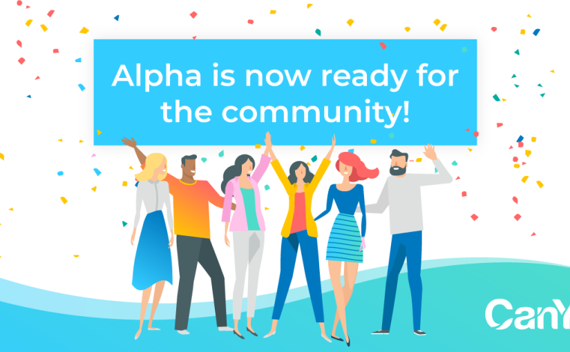 CanYa Alpha launched to the community!