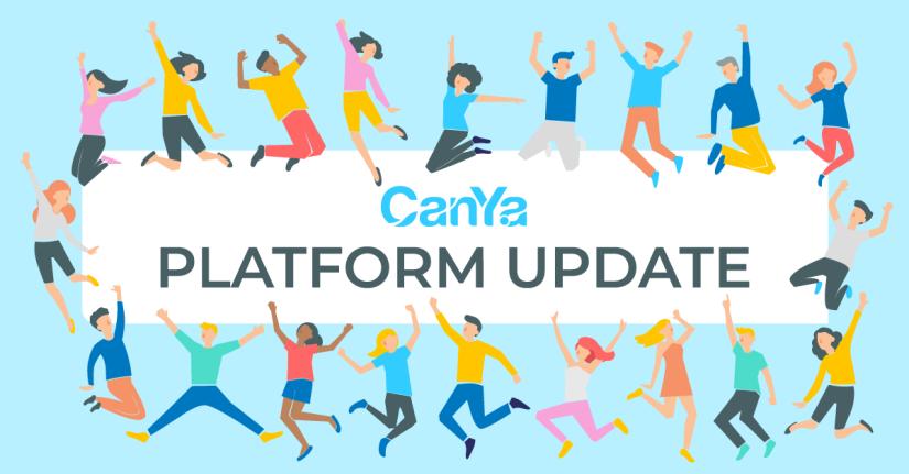 CanYa Platform Update#1
