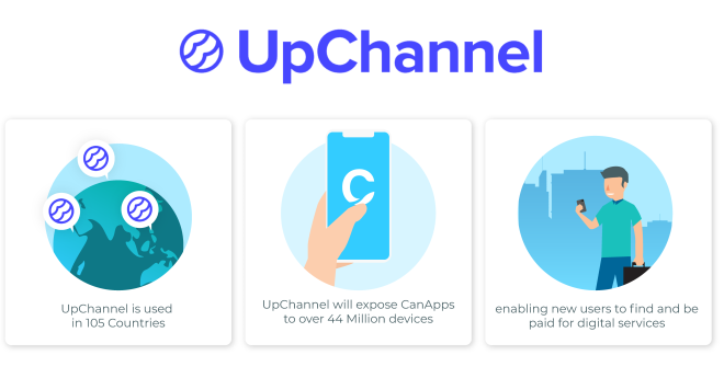 upchannel