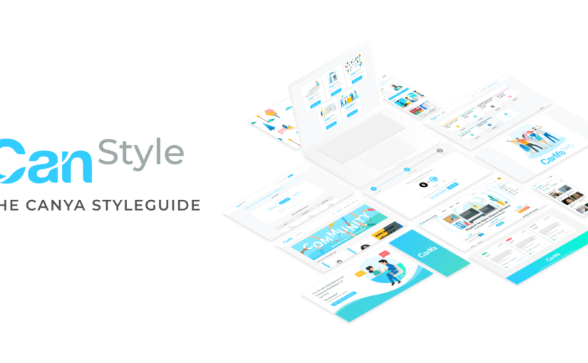 Introducing the CanYa StyleGuide