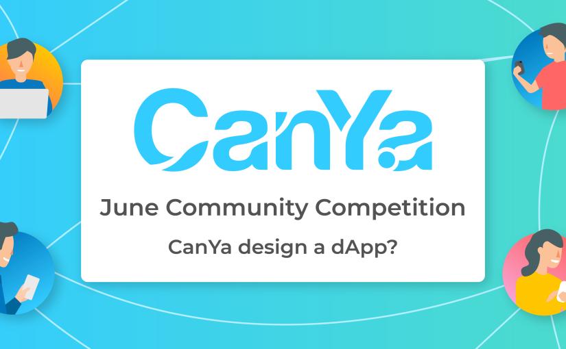 CanYa June CommunityCompetition